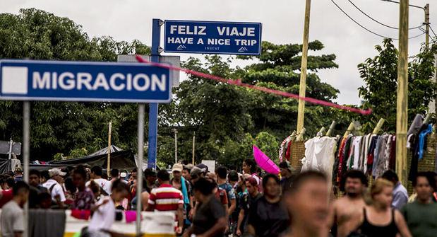 México está llamado a jugar un papel doble para atender la situación de personas refugiadas