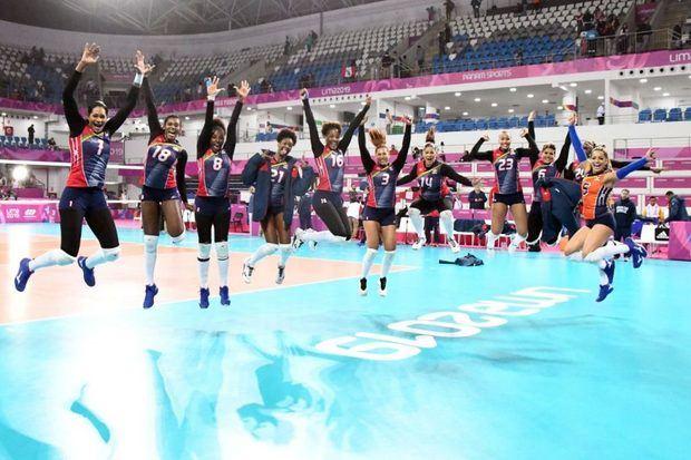 La selección femenina de voleibol disputará en Japón la Copa del Mundo 2019