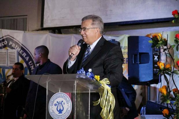 Candidato Ramón Peralta garantiza erradicar corrupción de ganar rectoría de la UASD