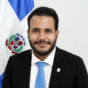Diputado de La Vega por el PRSC, Rogelio Alfonso Genao.