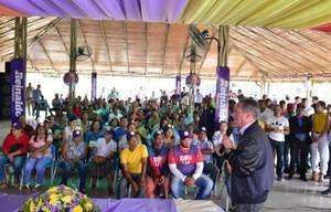 Reinaldo Pared Pérez promete enfocarse en el crecimiento humano si llegara a la presidencia
