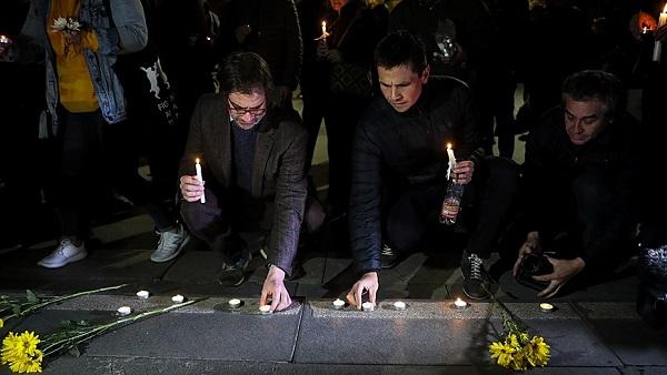 Decenas de personas protestan en Chile por casos de abuso sexual en iglesia