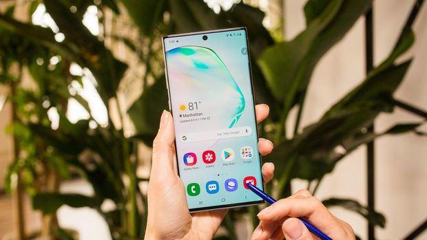 Samsung presenta el Galaxy Note10: diseñado para dar vida a las pasiones con poder