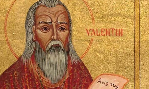 San Valelntín.