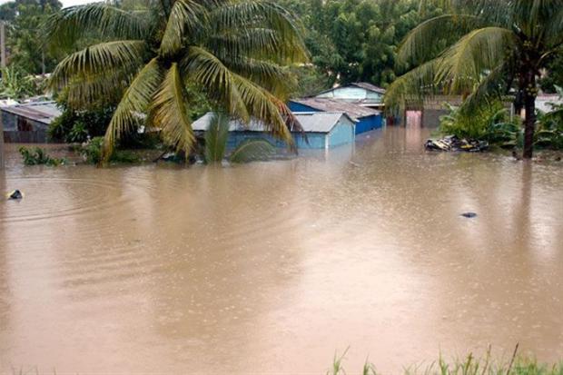 Muere hombre de 77 años en en la Provincia de San Cristóbal a causa de las intensas lluvias