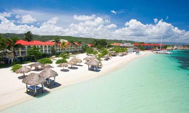 Lleno hotelero histórico en Jamaica, Bahamas y Aruba por la crisis del Caribe
