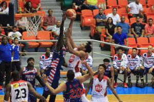 Pueblo Nuevo y CDP jugarán la final basket superior de Santiago