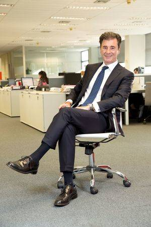 Oscar Saenz, CEO Grupo Softland.