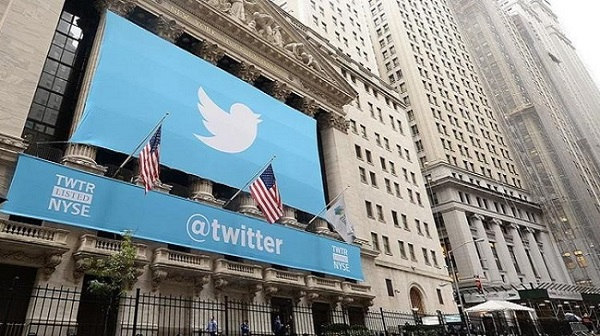 Twitter gana 950 millones de dólares en los primeros nueve meses del año