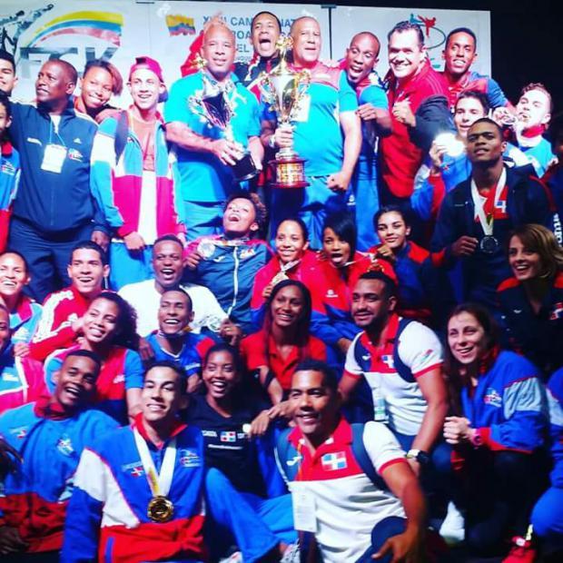 Karate nacional clasifica sus 12 atletas a Barranquilla