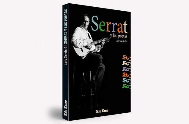 """""""Serrat y los poetas"""" :Un libro exalta al Serrat de los poetas que popularizó a Machado en América"""