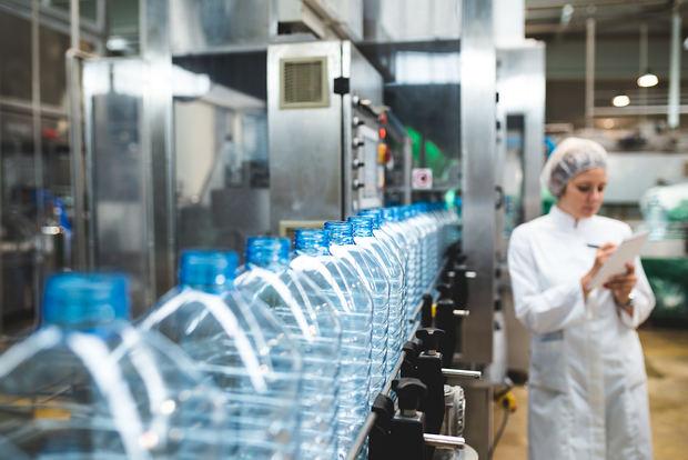 Índice de Actividad Manufacturera desciende a 58.7 en junio 2021