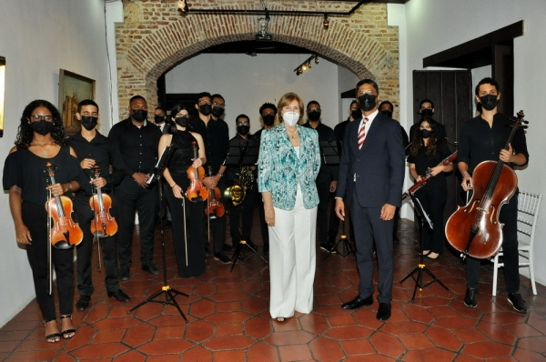 """El Ministerio de Cultura, la Alcaldía del Distrito Nacional y la Fundación Sinfonía lanzan """"Sinfonía Callejera"""""""