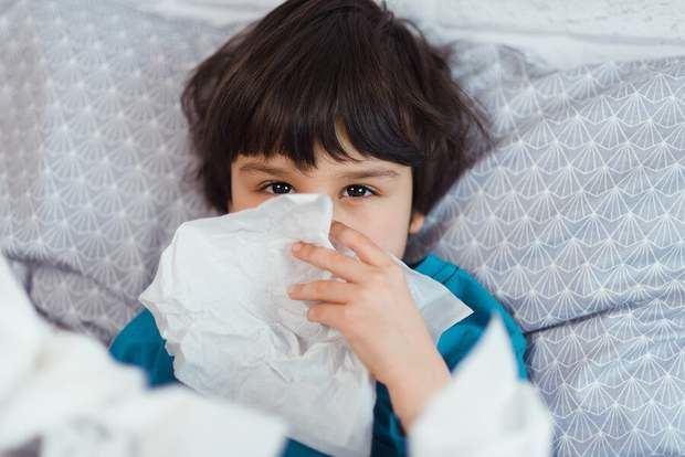 Especialistas destacan impacto emocional y escolar de las condiciones respiratorias en niños