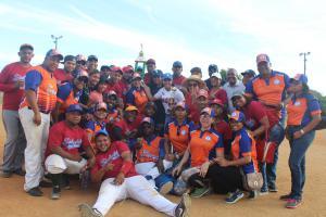 Círculo de Locutores Dominicanos realiza Torneo Nacional de Softball en la Romana
