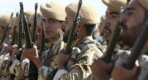 Las Fuerzas Armadas de Irán dicen proteger la seguridad del golfo Pérsico.