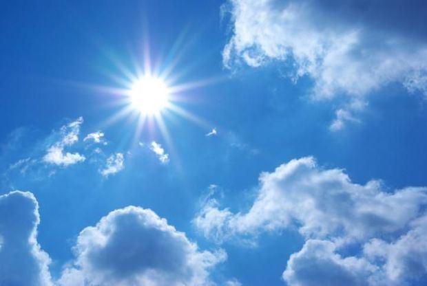 Condiciones de buen tiempo y temperaturas agradables.