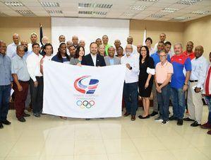 Solidaridad Olímpica del COD ofrece informe y planifica actividades.