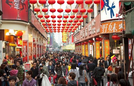 Compras de mil millones en un minuto en el arranque Día del Soltero en China.