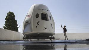 Nave espacial.