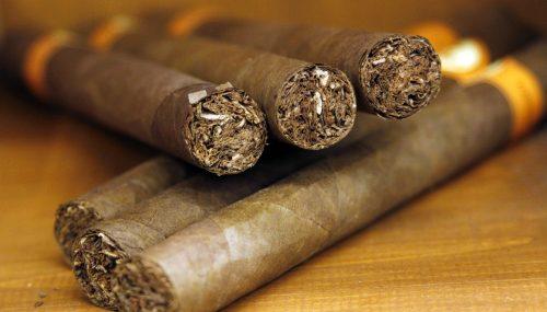 El tabaco representa el 8 % de las exportaciones de República Dominicana.