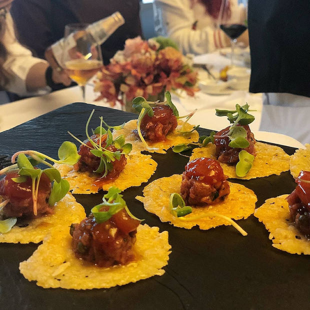 SDQ gastronómico 2019, Tapas Night.