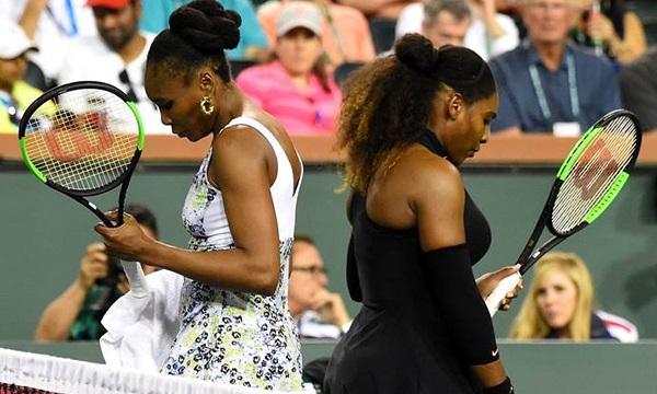 Serena y Venus podrían toparse en la 3ra ronda del US Open