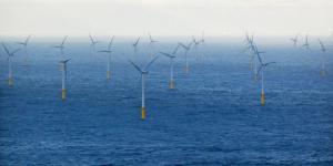 Energía eolítica marina