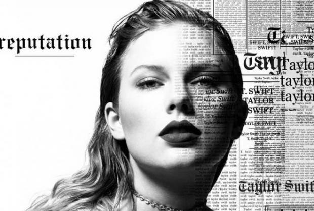 Reputation, lo nuevo de Taylor Swift