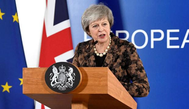 """Secretario de Estado británico descarta posible retraso del """"brexit"""""""