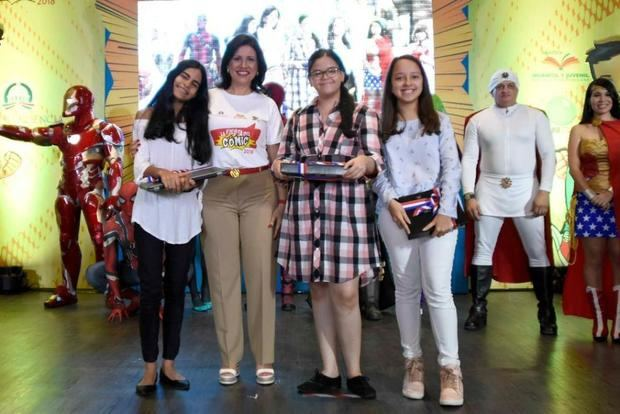 Vicepresidencia convoca a Concurso de Cómics Cuentos en viñetas