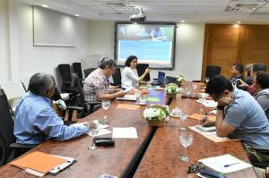 MINERD y Banco Mundial analizan proyecto de gobernabilidad participativa