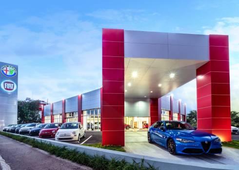 Martí: nuevo distribuidor de las marcas Alfa Romeo, Fiat, Iveco y Case en el país