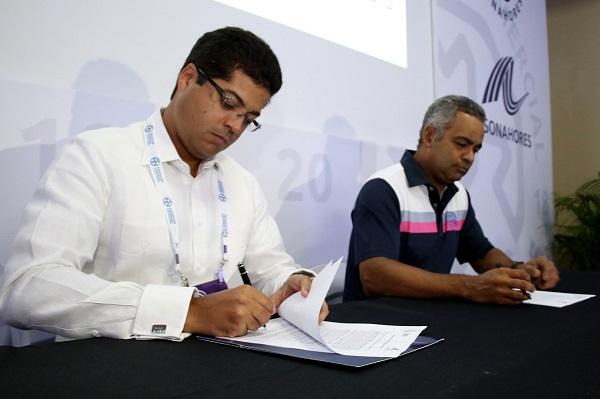 Asonahores y Ecored firman acuerdo de colaboración