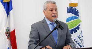 Nelson Toca Simó, ministro de Industria, Comercio y Mipymes, MICM.