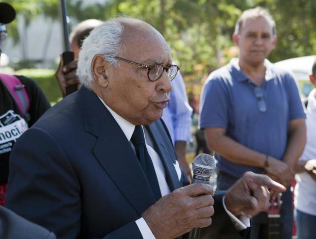 Fallece el excanciller dominicano Hugo Tolentino a los 88 años de edad
