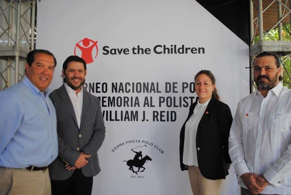 Save the Children y Sierra Prieta Polo Club realizan torneo de Polo
