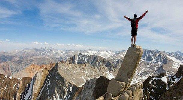 """""""La confianza en sí mismo es el primer secreto del éxito"""".- Emerson."""