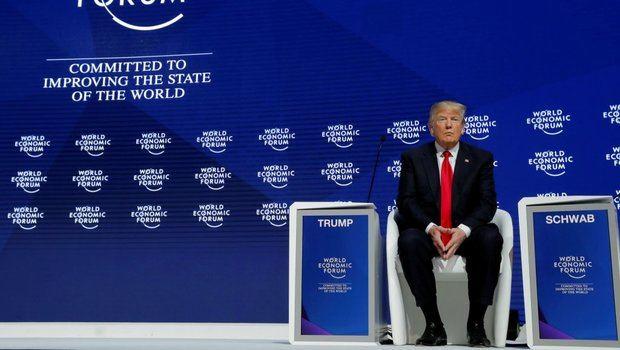 Trump cancela el viaje de la delegación de EE.UU. al Foro de Davos