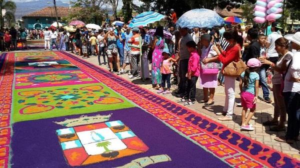 Ciudad hondureña de Comayagua será sede del XIV Congreso de Turismo Religioso