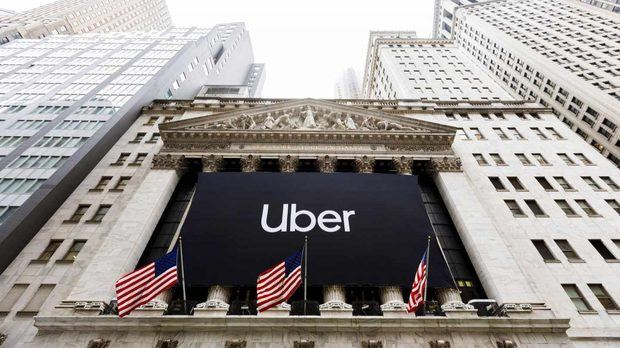 Uber cae más del 8 % en Wall Street debido a las fuertes pérdidas acumuladas