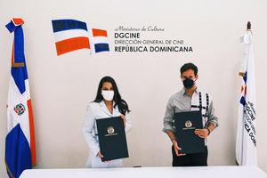 DGCINE y Design Week RD firman acuerdo de colaboración interinstitucional.