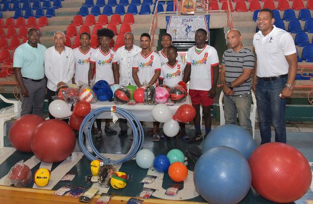 Celebran por todo lo alto Día de los Clubes Deportivos Escolares