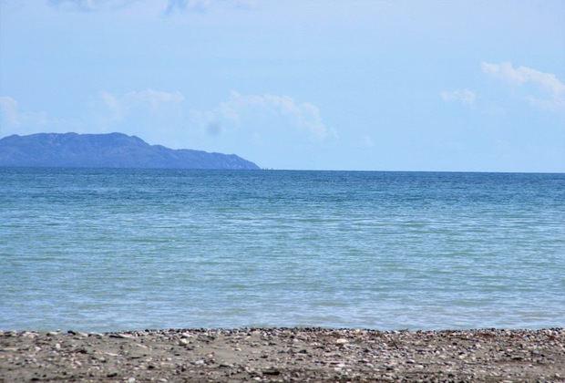 Playa Monte Río.