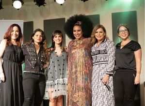 Este evento de women in music unió a 5 talentosas cantautoras: Techy Fatule, Olga Tañon, Kany García, Aymee Nuviola y Paula Arenas.