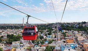 El Teleférico de Santo Domingo, inaugurado en mayo de 2018, es una solución de movilidad sostenible que busca responder al notable problema de transporte de nuestra ciudad capital.