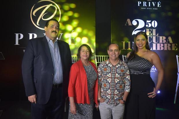 """Privé by Meridian, nueva opción de entretenimiento inicia con obra """"A 2.50 el Cuba Libre"""""""