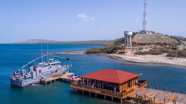'Betelgeuse GC-102', el cual estará bajo la administración de la Armada de República Dominicana.