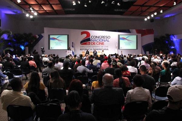 Segunda edición del Congreso Nacional de Cine se desarrolló con éxito