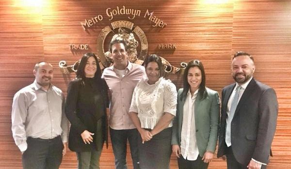 Consulado dominicano en California y la DGCINE promueven a RD como destino fílmico en Hollywood